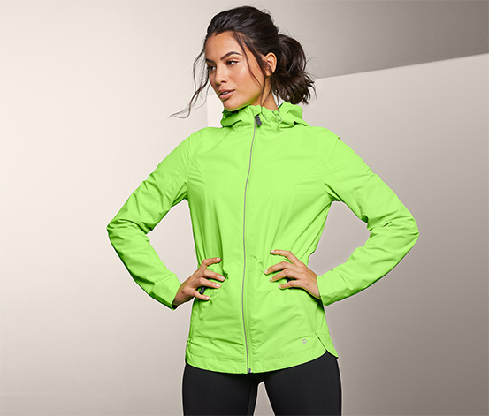 Windprotection-Laufjacke