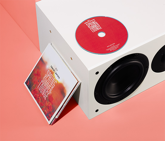 CD »Best of Blank & Jones: Spring Summer Lounge«