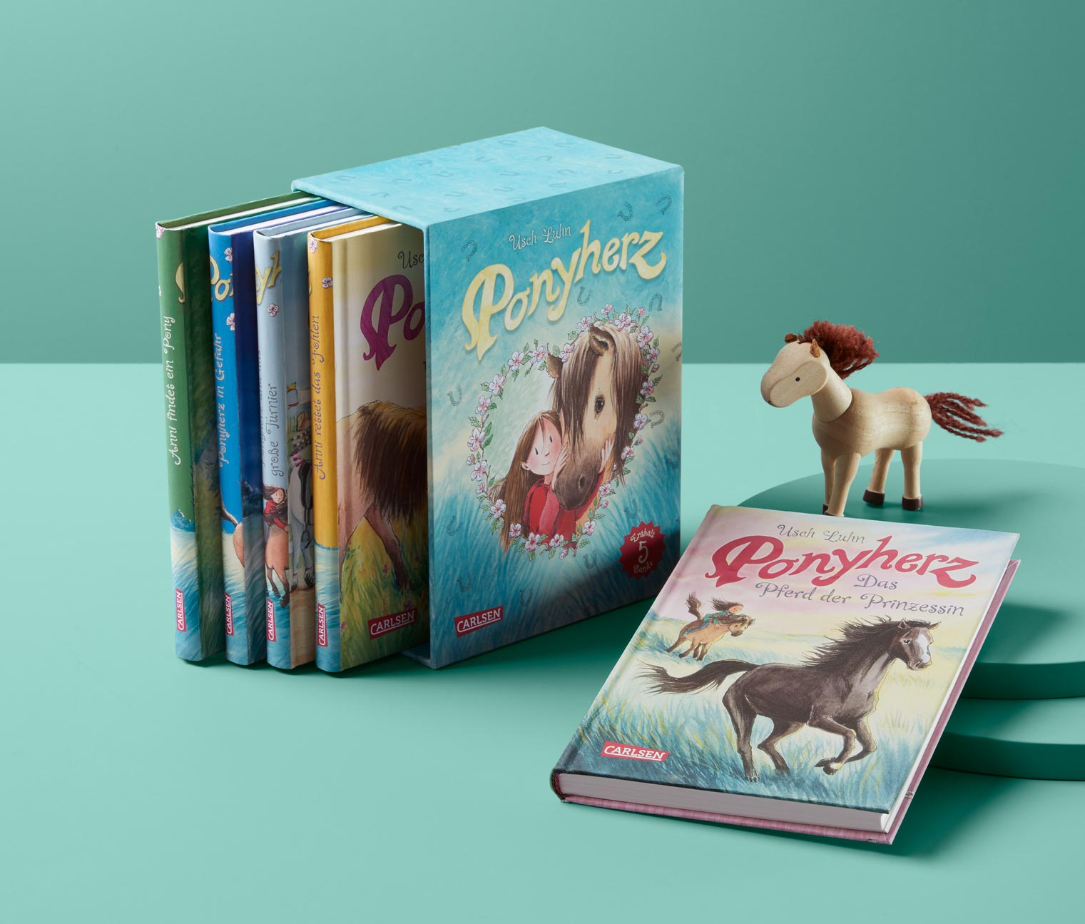 Image of Bücherbox »Ponyherz«