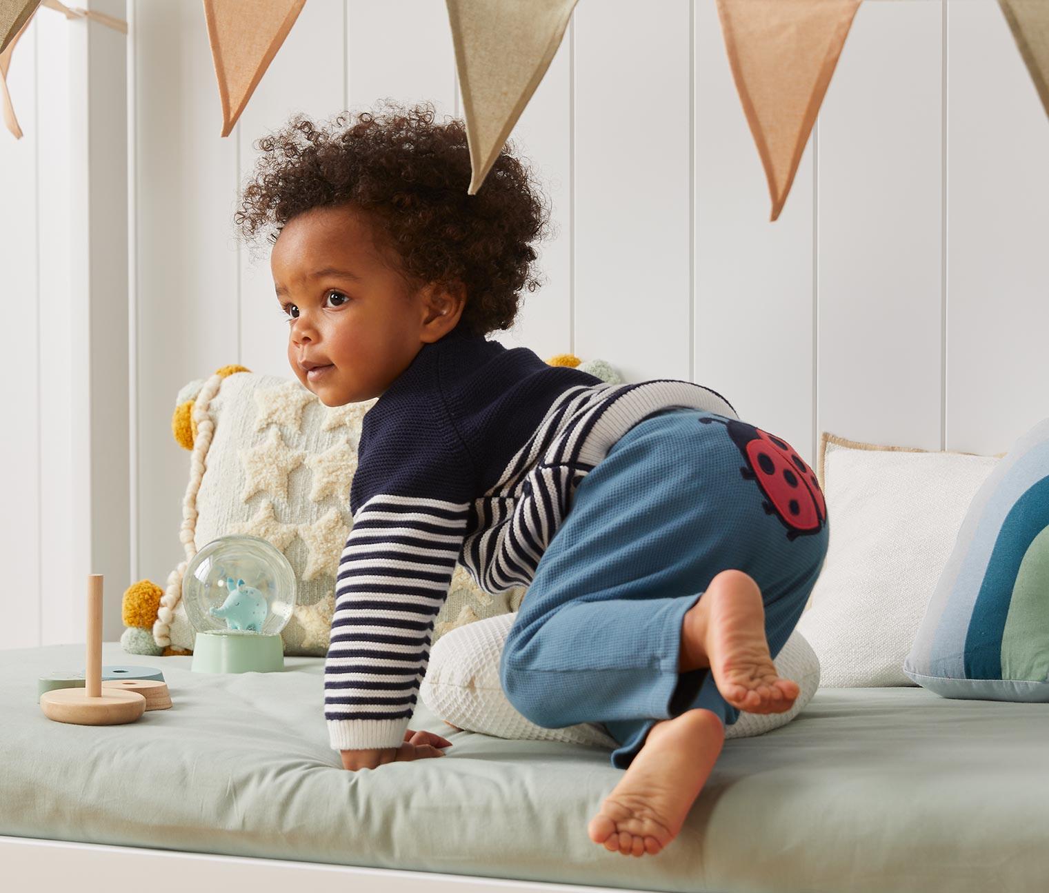 Image of Baby-Jerseyhose
