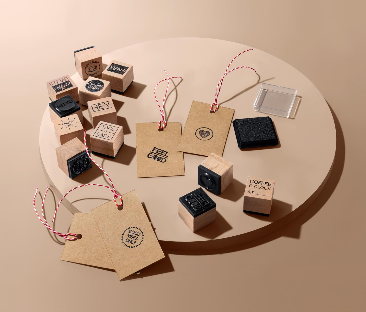 Image of Stempel-Set »Coffee«