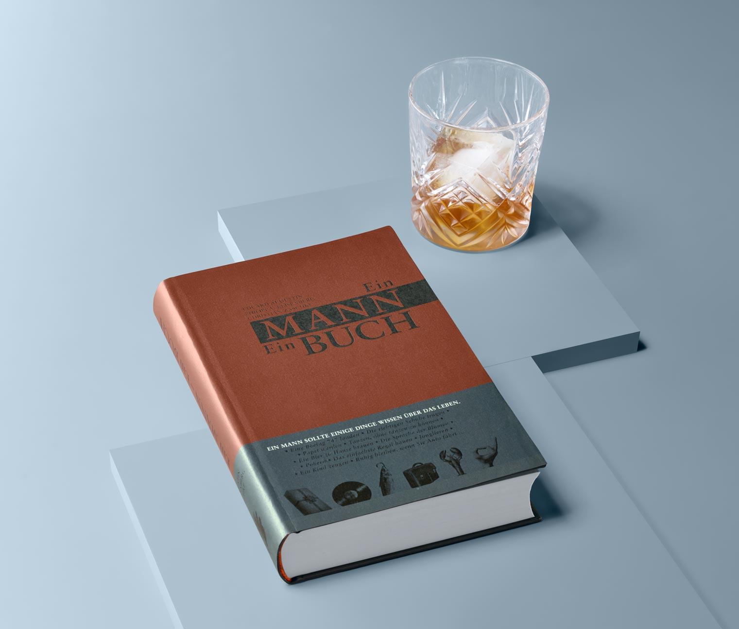Image of Buch »Ein Mann, ein Buch«