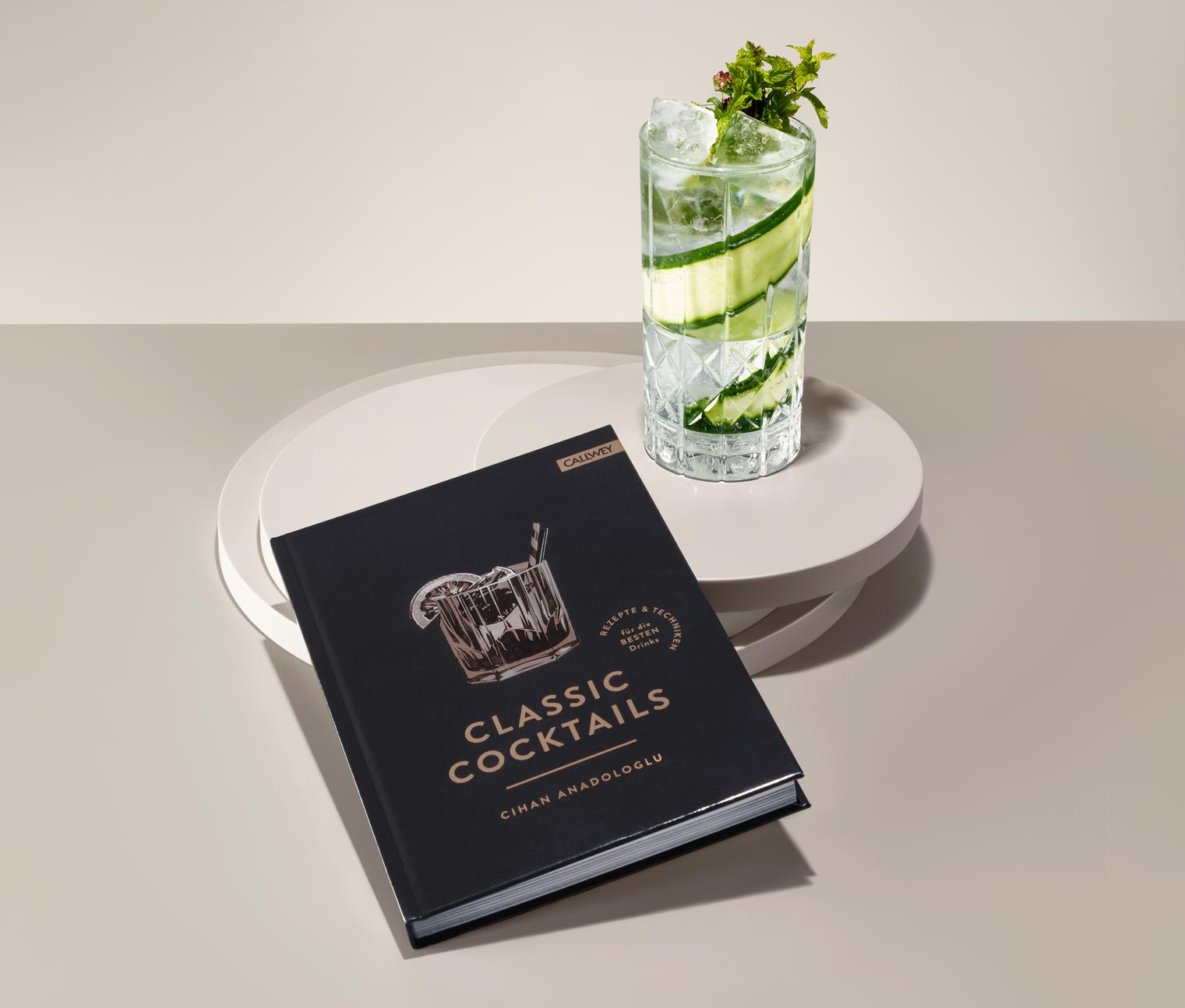 Image of Buch »Classic Cocktails«