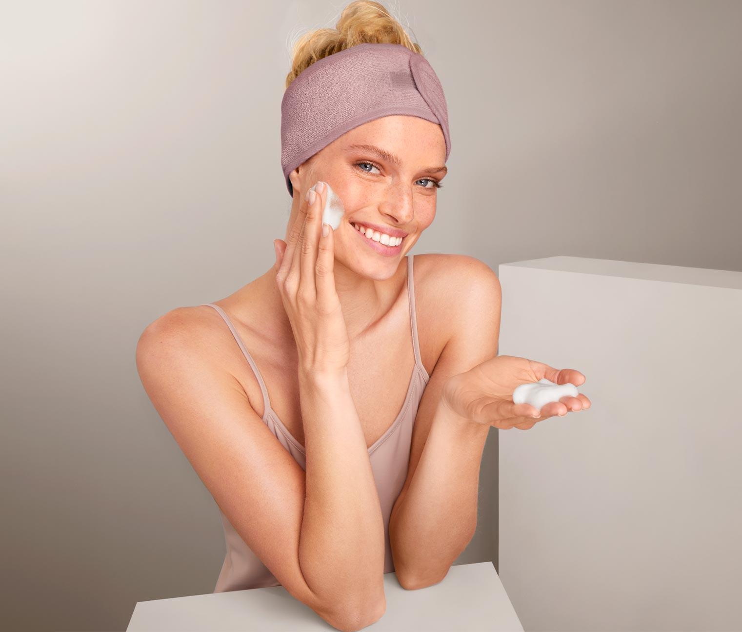 Image of 2 Kosmetik-Stirnbänder