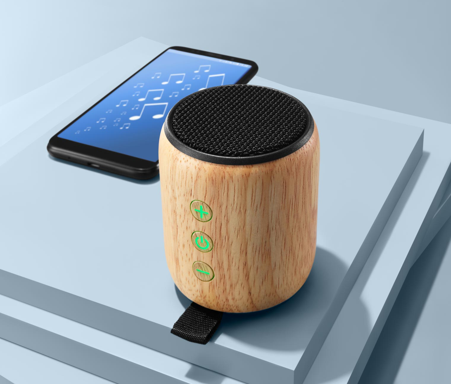 Bambus-Bluetooth®-Lautsprecher