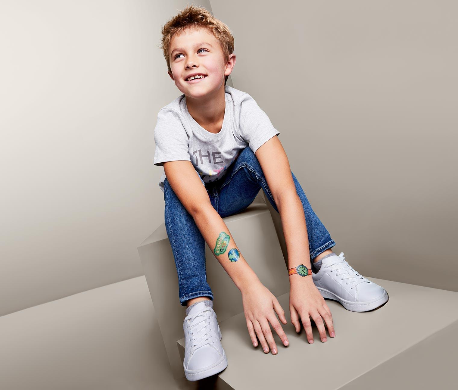 Image of Kinder-Tattoos
