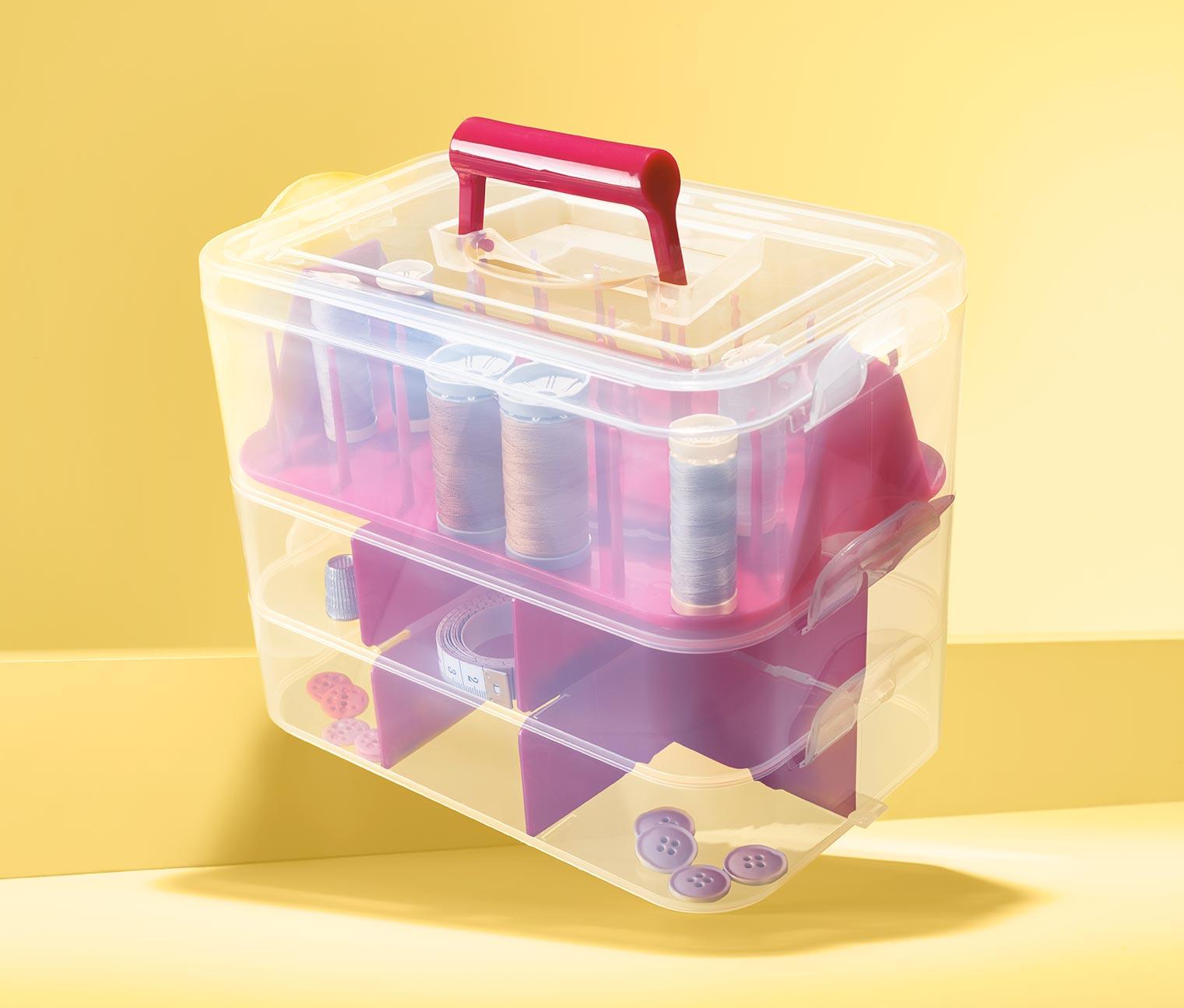 Image of 3 Aufbewahrungsboxen