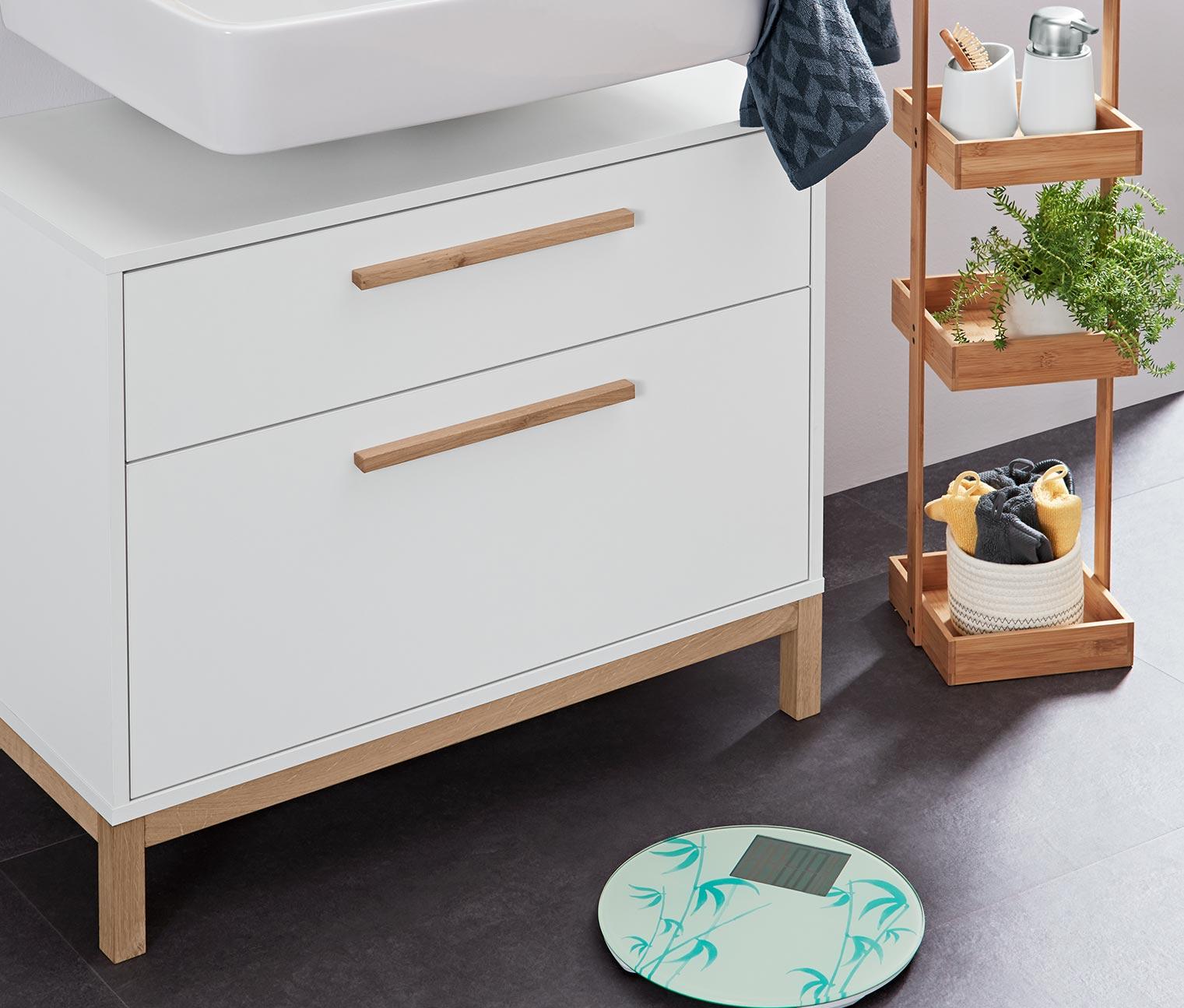 Image of Waschbeckenunterschrank mit 2 Schubladen