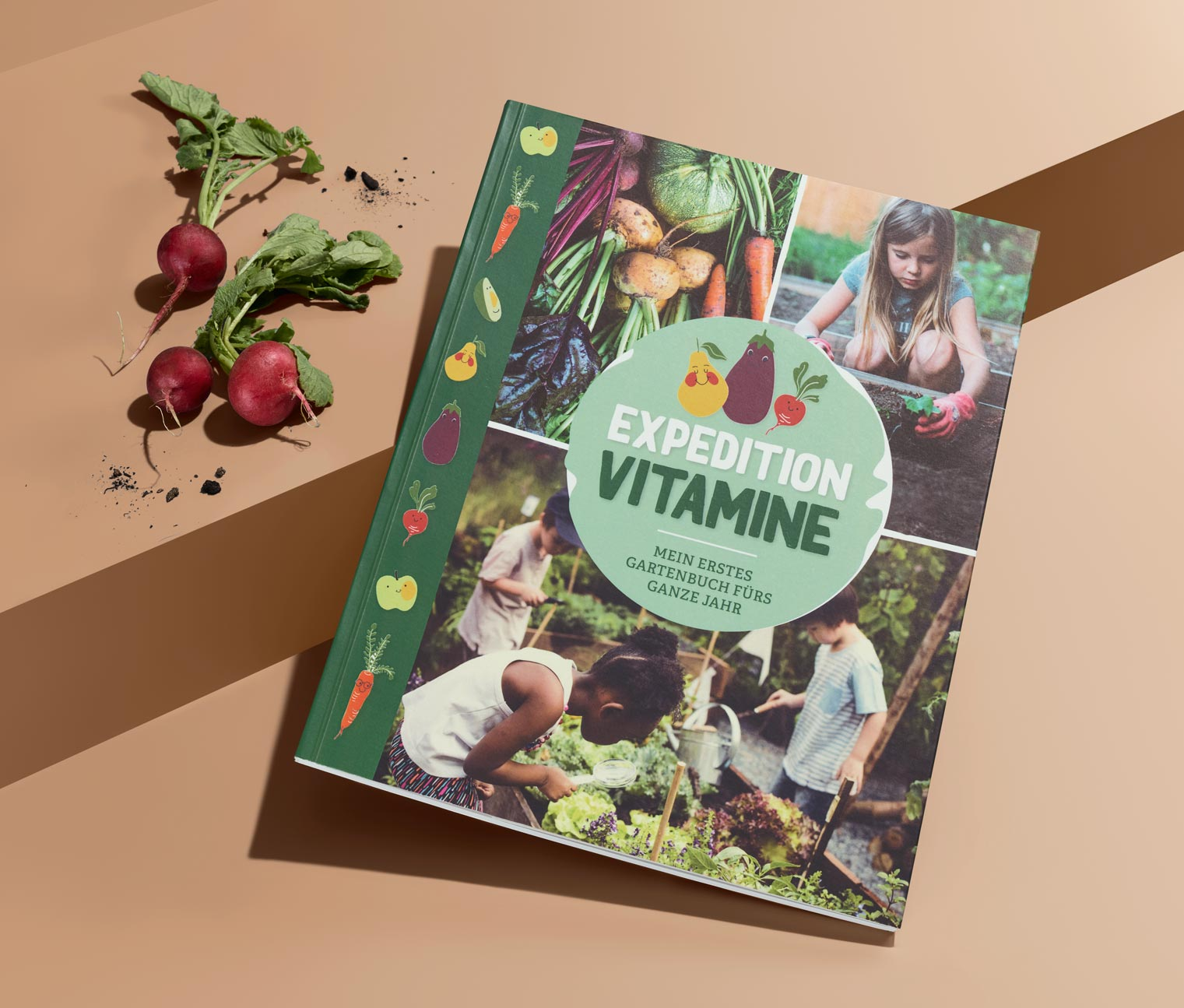 Image of Buch »Expedition Vitamine«