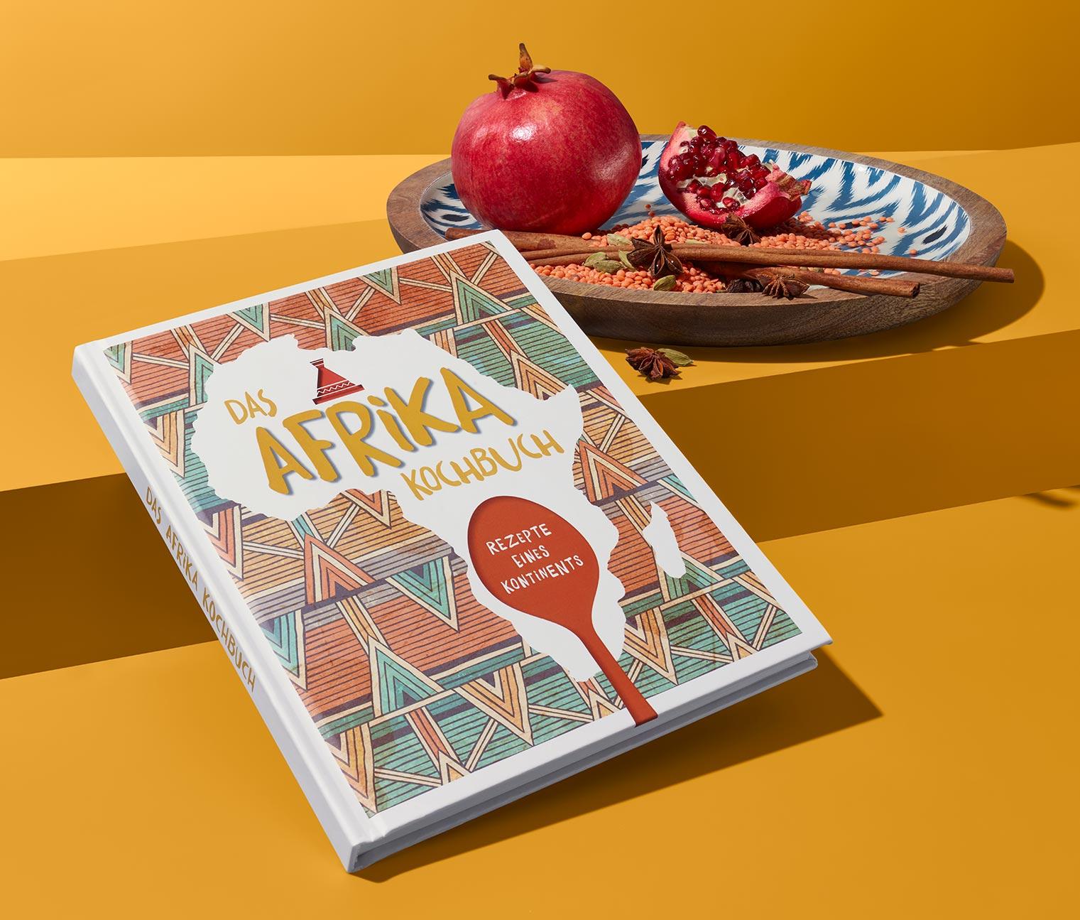 Image of Buch »Das Afrika-Kochbuch«