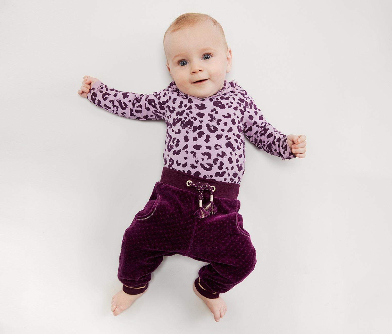 Image of Baby-Body von »Me Too«, rosa
