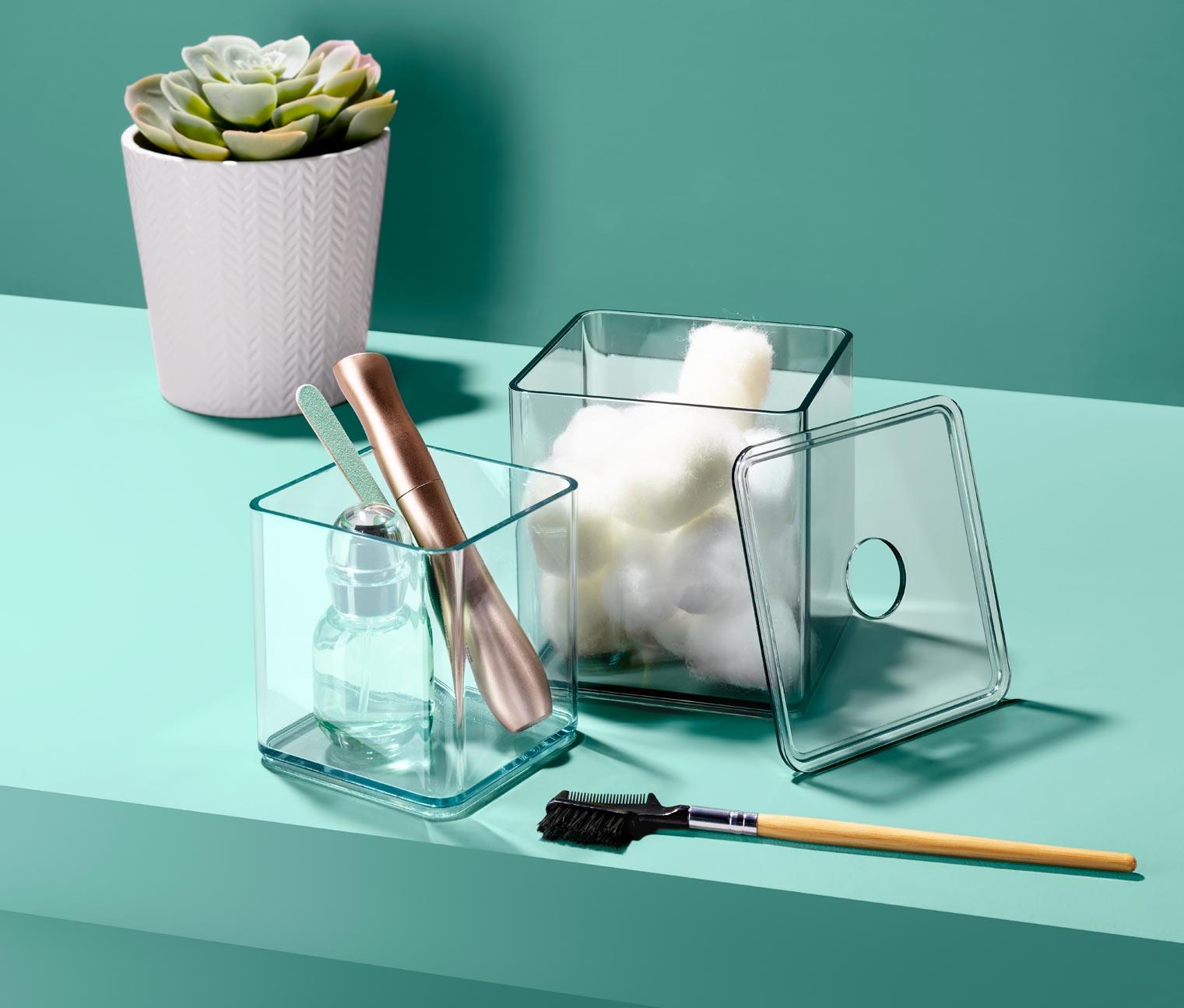 Image of 2 Kosmetik-Organizer-Boxen