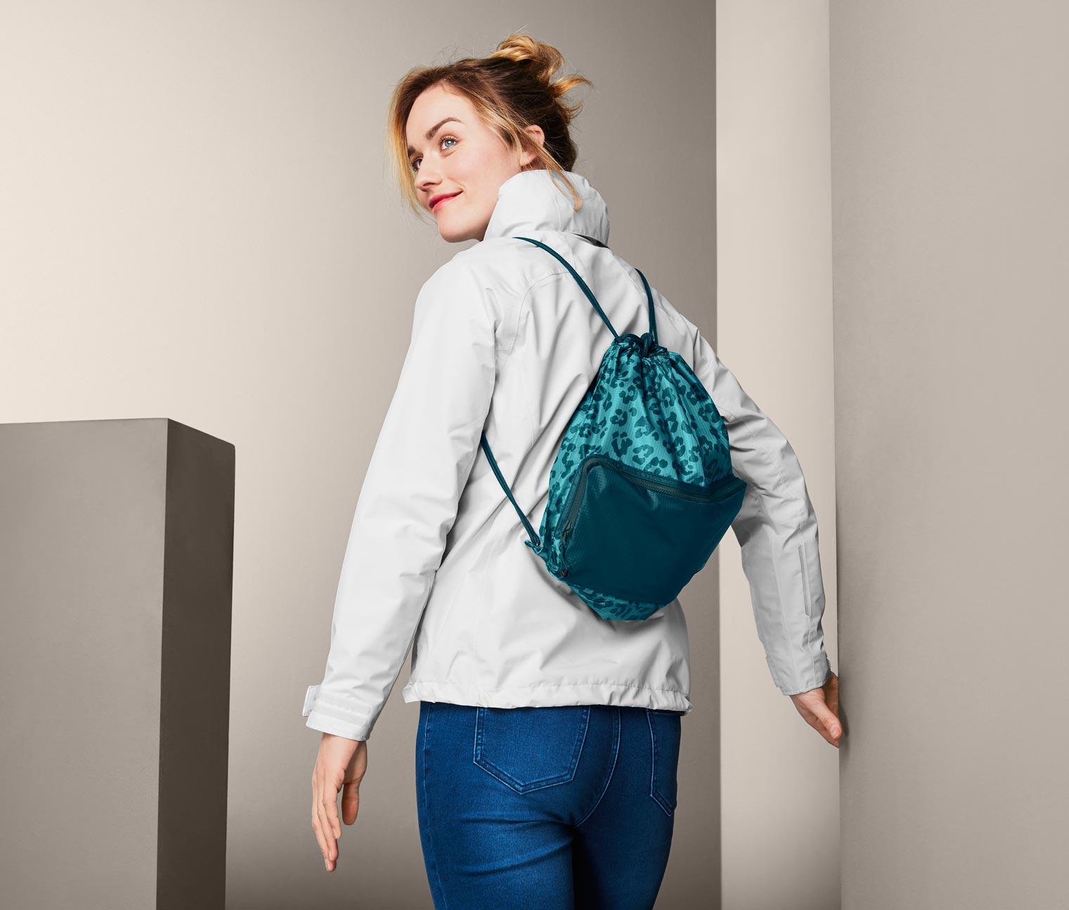 Image of 2-in-1: Shopper und Rucksack