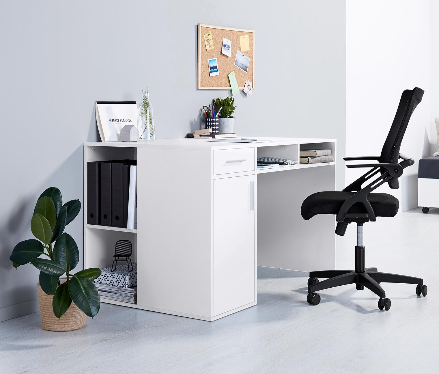Image of Schreibtisch mit Stauraum