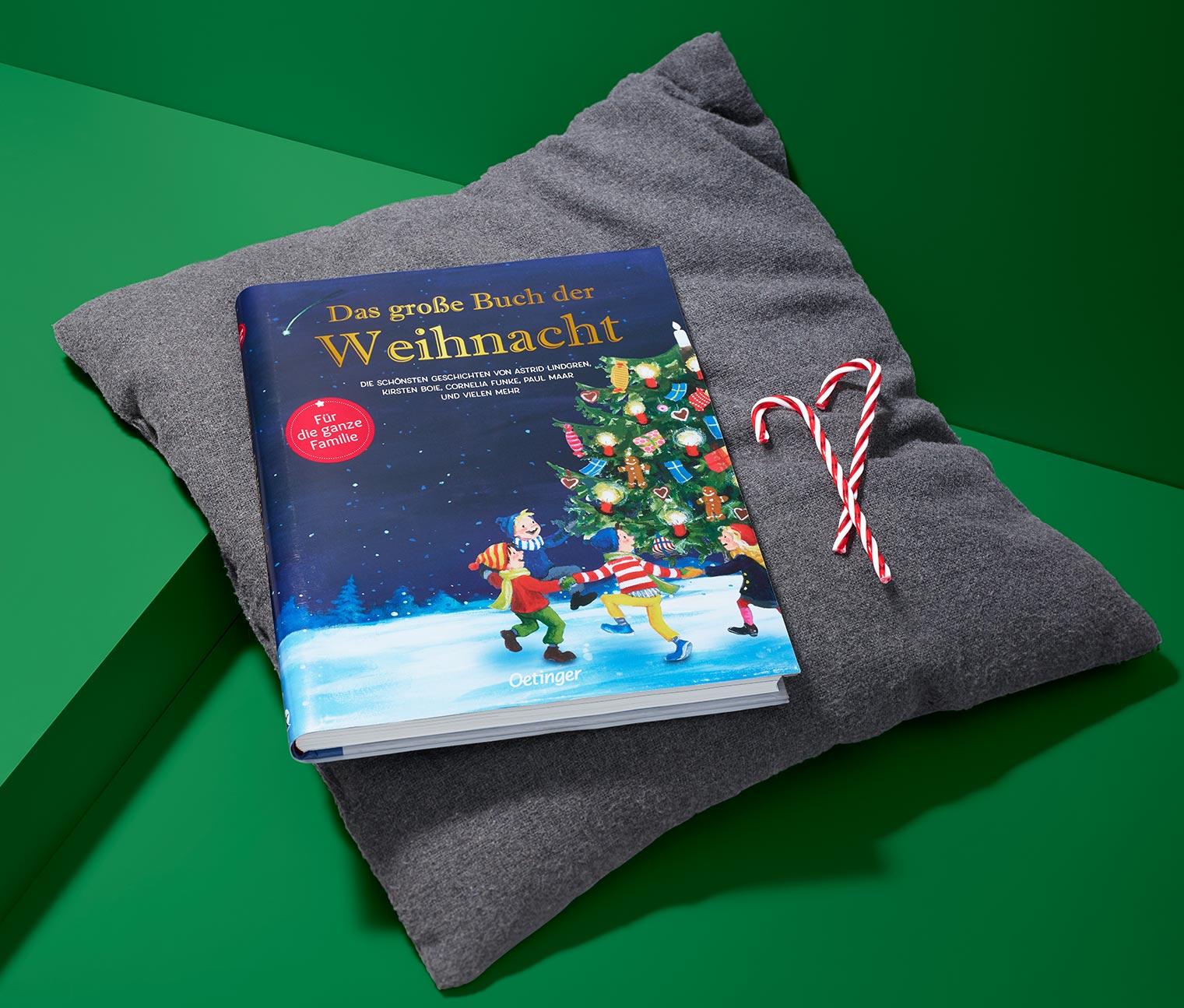 Image of Buch »Das grosse Buch der Weihnacht«