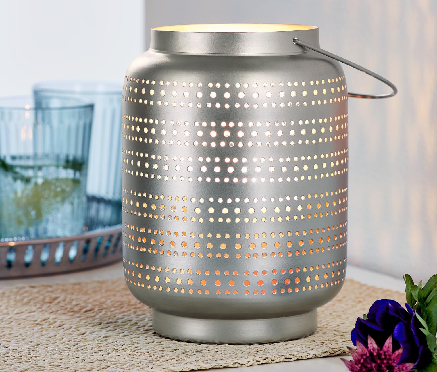 Image of Windlicht mit Henkel