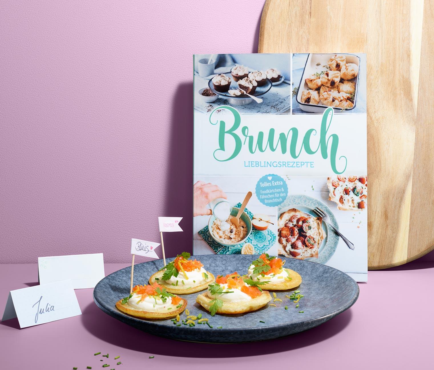 Image of Buch »Brunch«