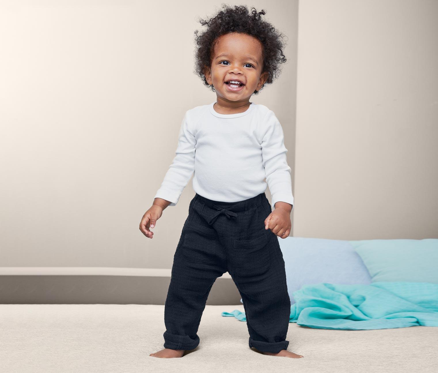 Image of Baby Baumwoll-Hose