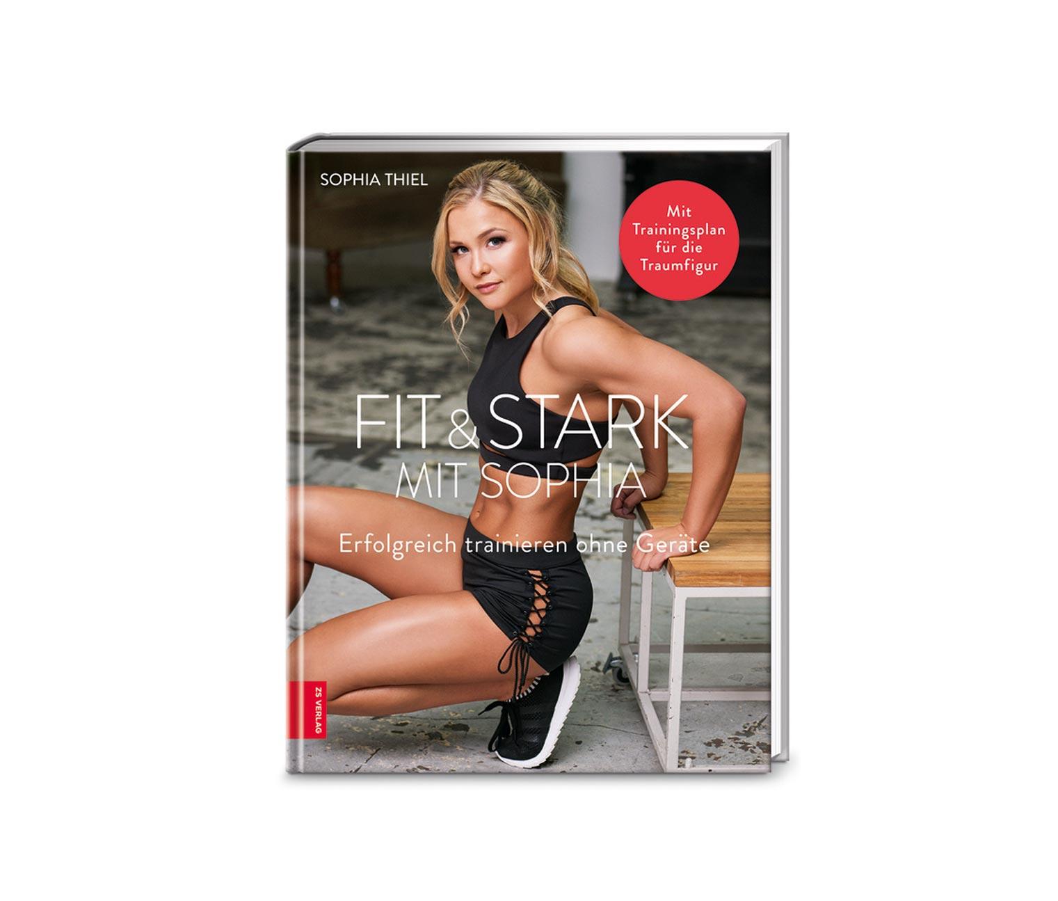 Image of Buch »Fit & stark mit Sophia«