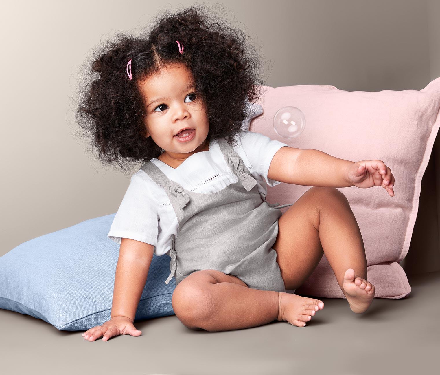 Image of Baby-Strampler