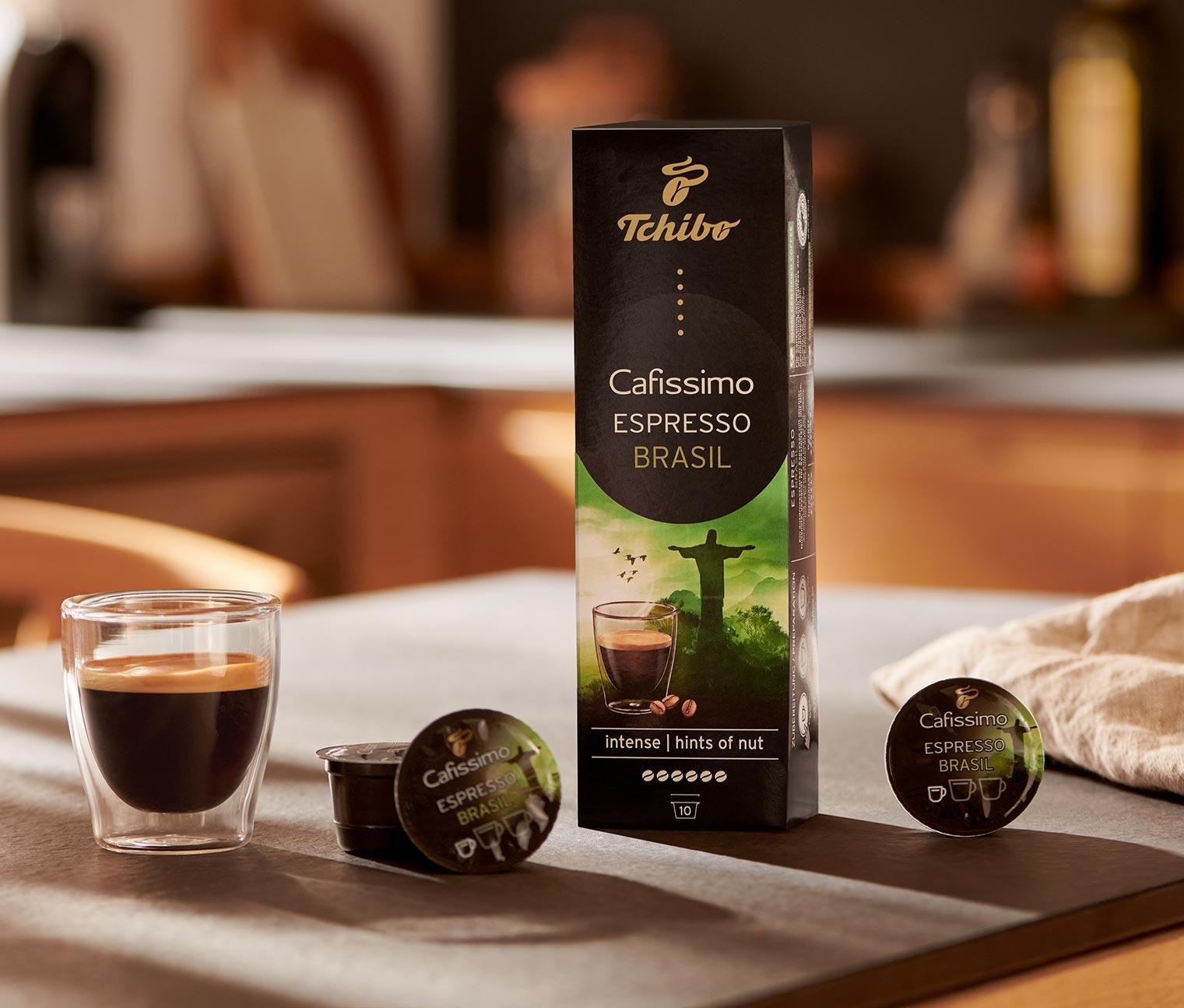 Image of 10 Kapseln Espresso – Brasil Beleza
