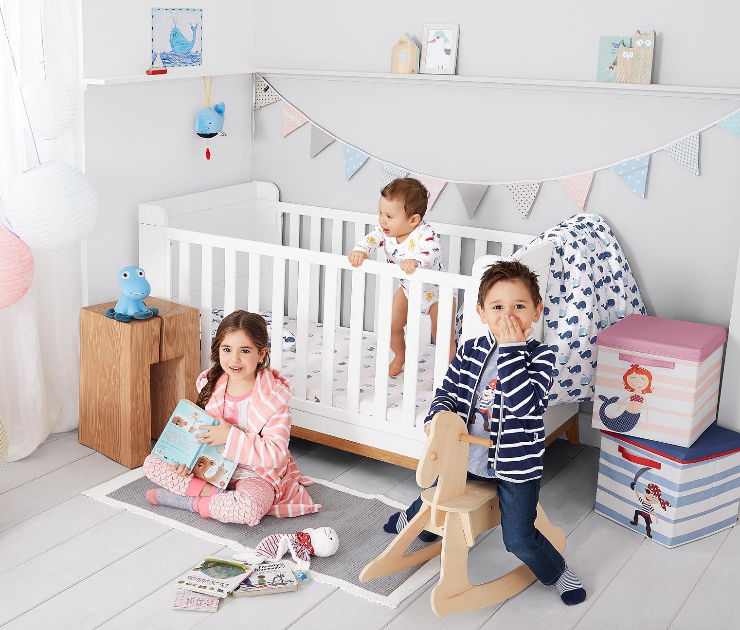 Image of Baby- und Kleinkindbett